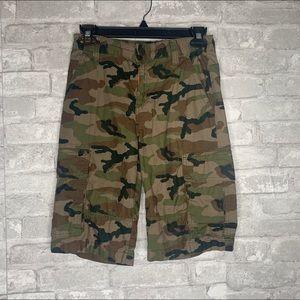 Boy's Tucker and Tate Camo Shorts